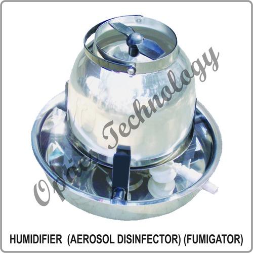 HUMIDIFIER  (AEROSOL DISINFECTOR) (FUMIGATOR)