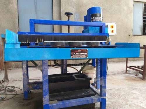 Glass Beveling And Edging Machine