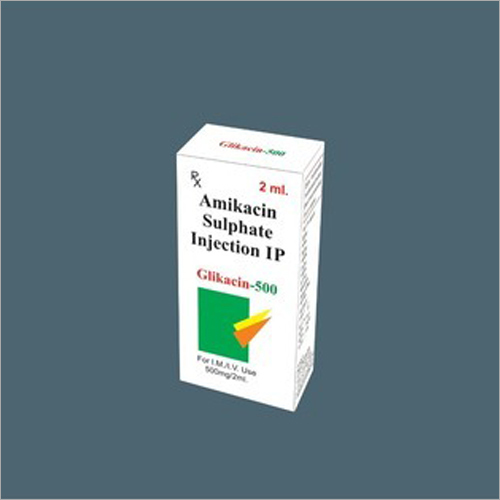 2 ml Amikacin Sulphate Injection IP