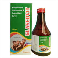 200ml Multivitamins Multimineral And Antioxidant Syrup