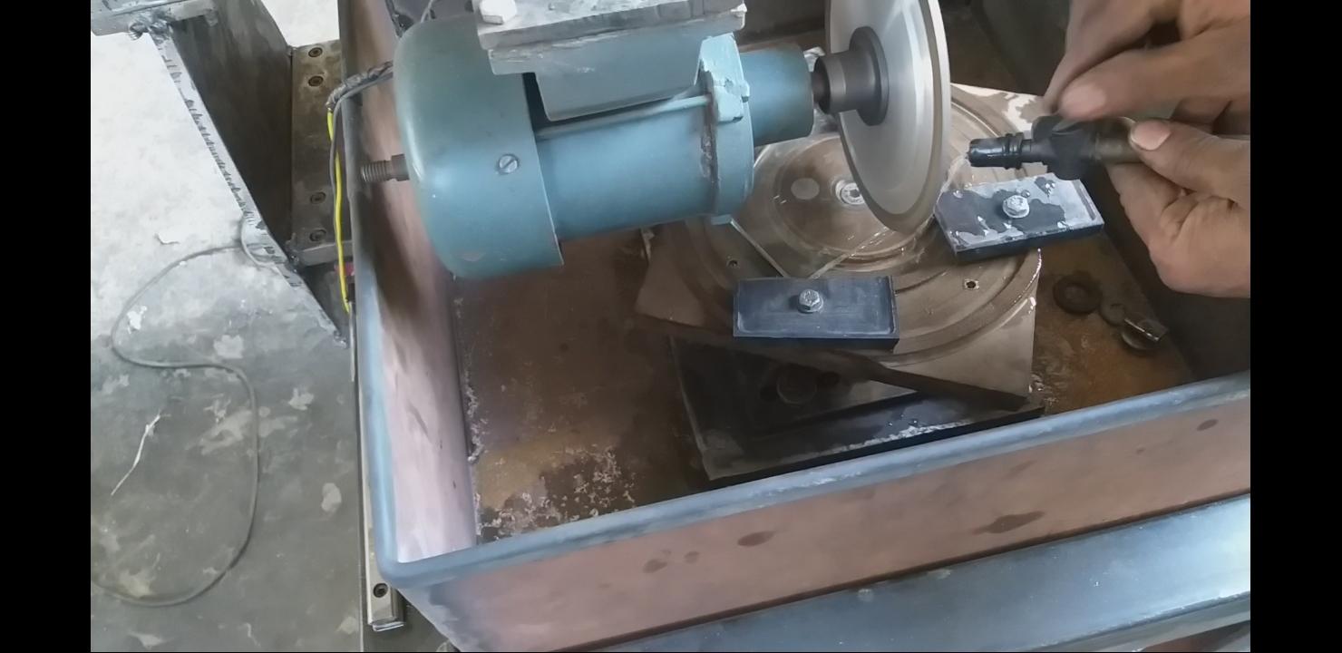 SKE-CAVITY MAKING MACHINE