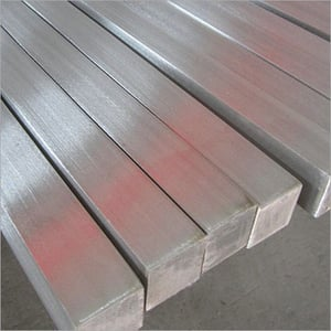 316 Stainless Steel Square Bright Bars