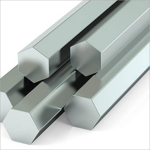 Stainless Steel Bright Hexagonal Bars