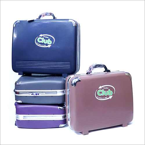 Travelling Moulded Attache Suitcase