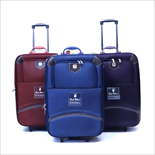 2 Wheel Trolley Travelling Bag