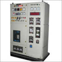 Three Phase Relay Control Panel