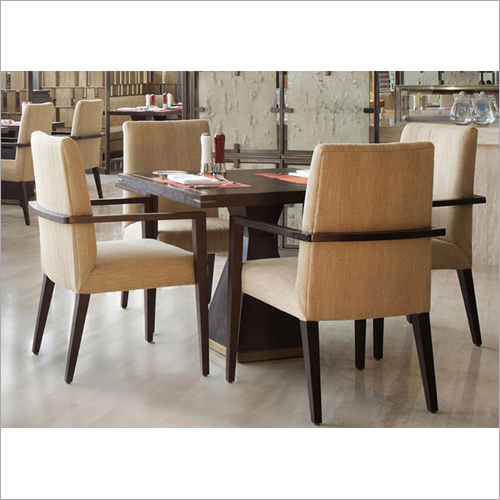 Modern Restaurant Dining Set