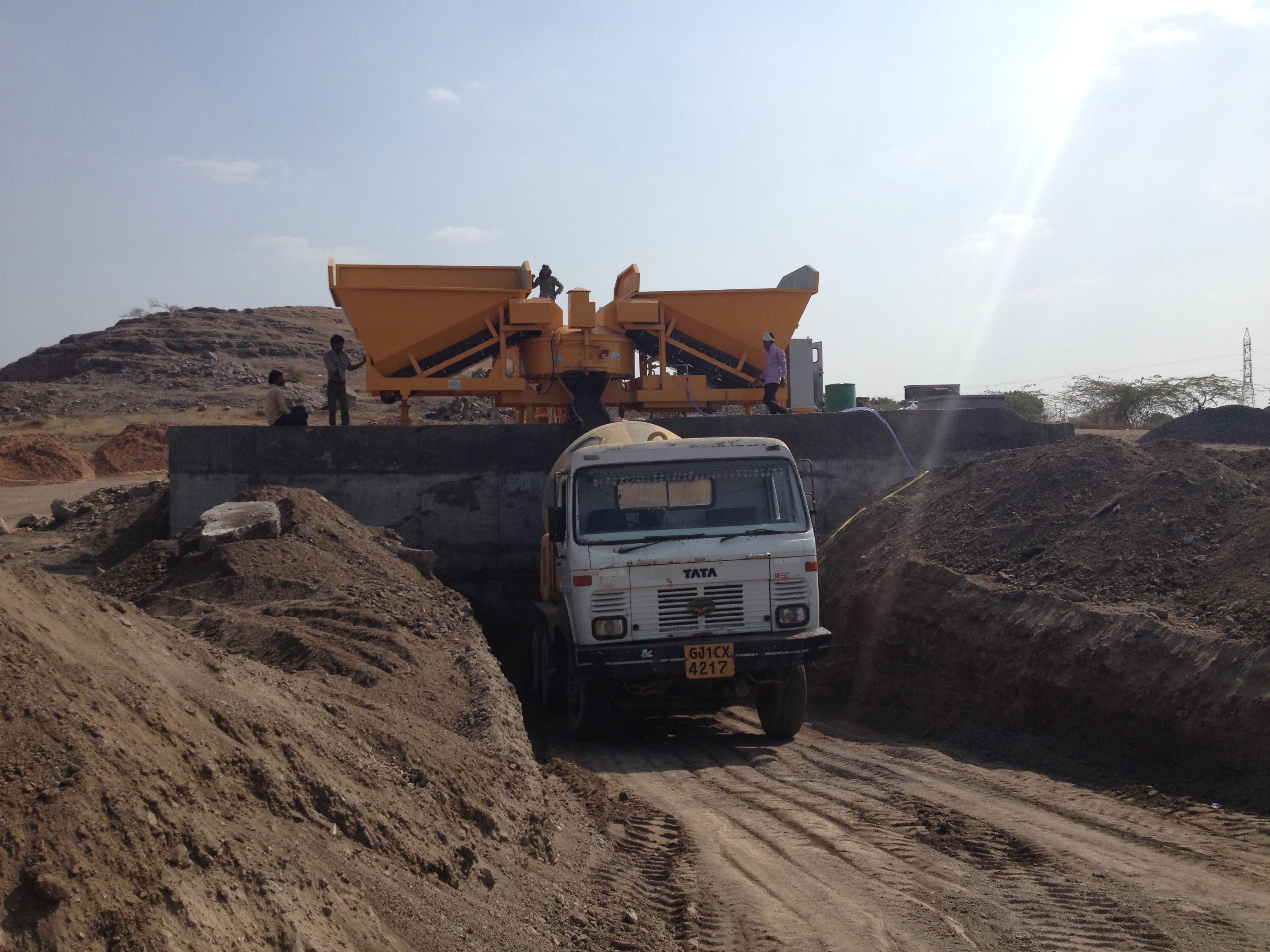Concrete Batching Plant Rental Service