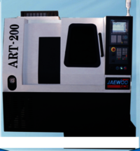 ART 200 CNC Chucker Machine