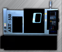 ART 550 CNC Turning Machine