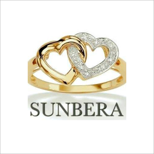 Ladies Designer Gold Ring