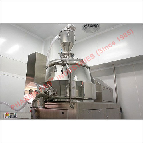 Rapid Mixture Granulator