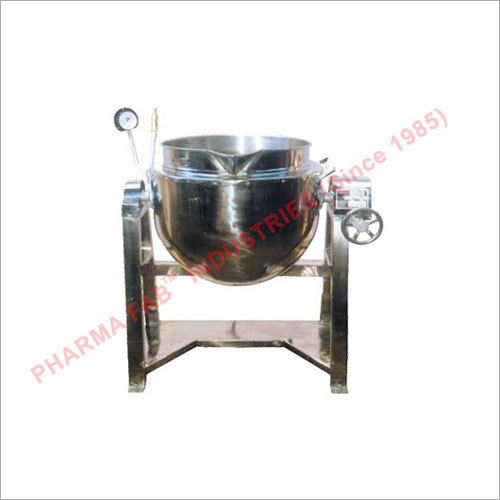 Starch Paste Kettle-Steam Jacketed Kettle
