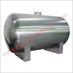 Horizontal Storage Tank