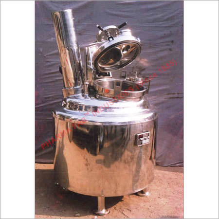 Injection Solution Kettle