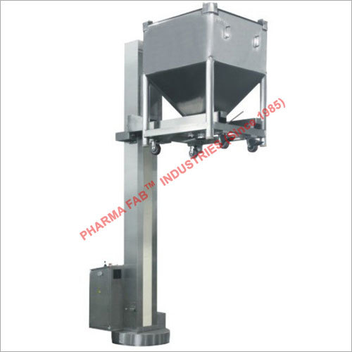 Material Handling Equipment Section