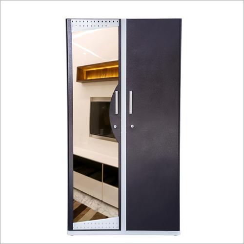 Double Door Full Glass Almirah