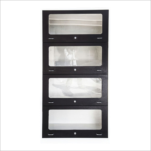 Glass Door Steel Cabinet