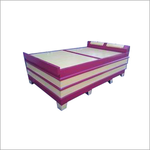 Stainless Steel Modern Bed