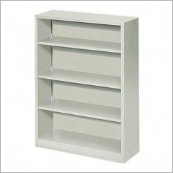 Portable Steel Bookcase