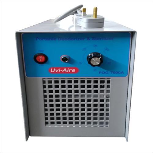 Ozone Generator Certifications: Ce Units