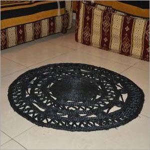 Colored Jute Carpet