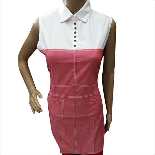 Ladies Collar Kurti
