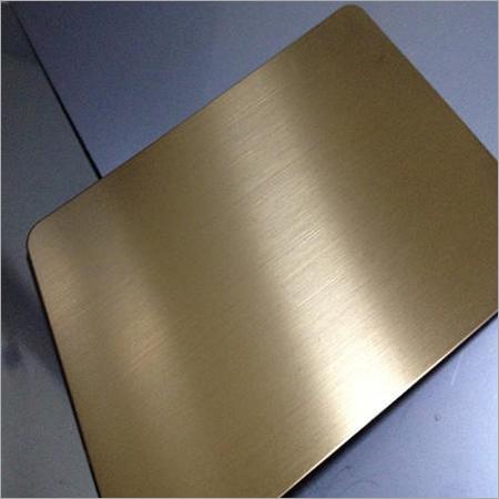 Plain Stainless Steel Sheet