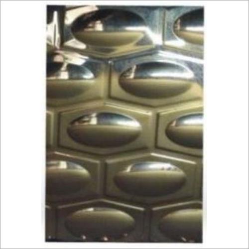 202 Stainless Steel Embossed Sheet