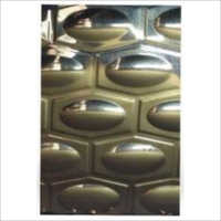 202 Stainless Steel Embossed Sheet