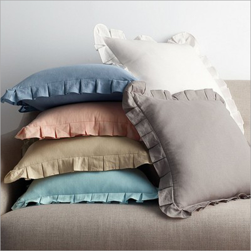 Cotton Linen Pillow Cover
