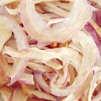 Dehydrated Red Onion Ring