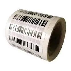 Finish Barcode Label