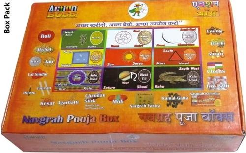 Navgrah Puja Box