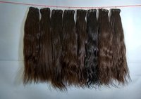 Black Natural Indian Unprocessed Human Hair