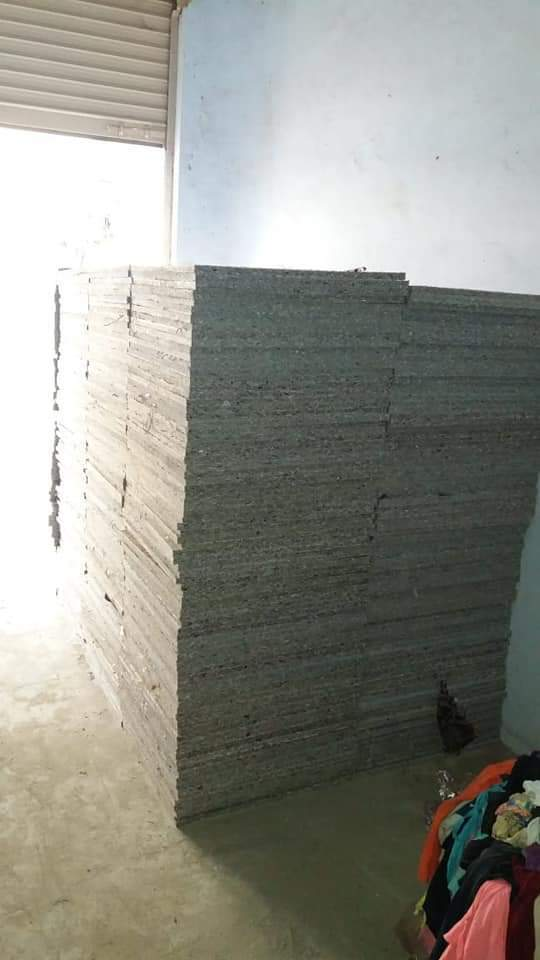 Fly Ash Brick Plastic Pallets