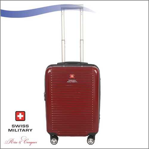 Swiss Military Gravity 28 IN TROLLEY BAG