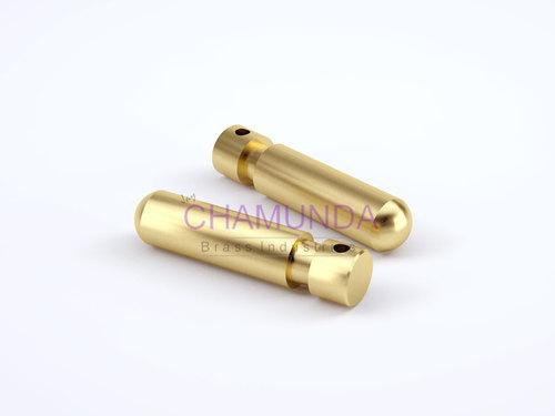 Brass Round Plug Pin