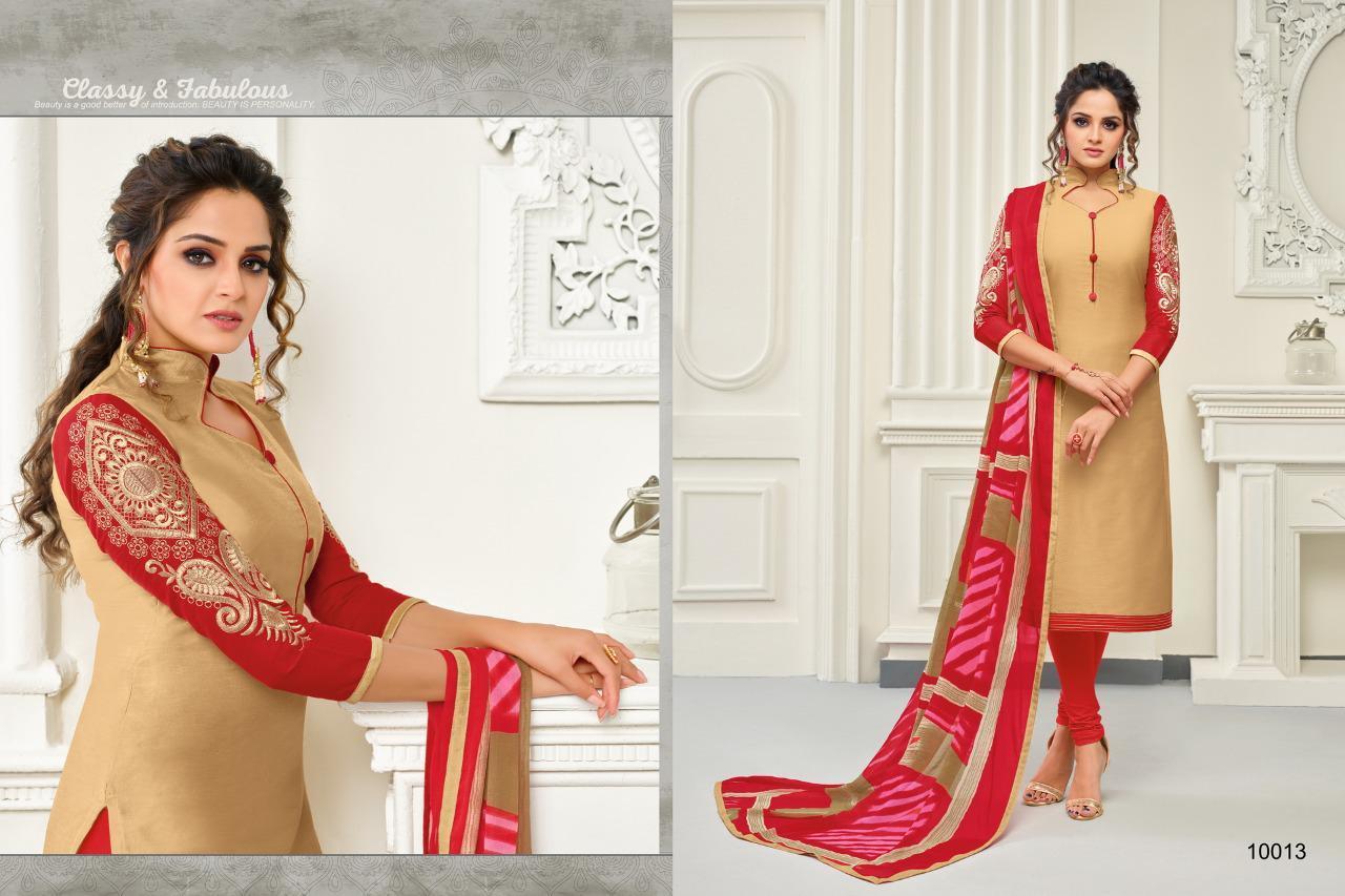 Designer Churudar Salwar Suit