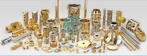 Energy Meter Brass Parts