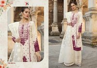 Designer Heavy Festive Wear Plazzo Suit