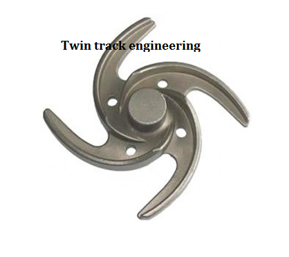 Cast iron impeller