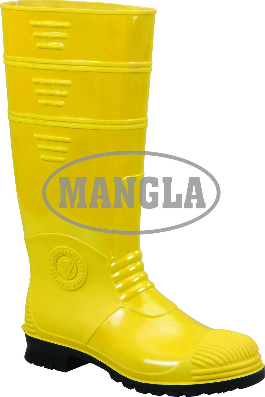 86e48fa36ea Yellow Gumboot - Yellow Gumboot Exporter, Manufacturer, Supplier ...