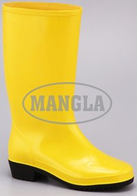 Yellow Gumboot