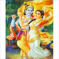 Radha Krishna ji Night Vision Tile