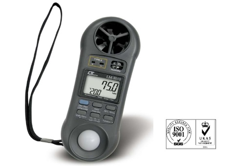 Lutron LM8010 Anemometer