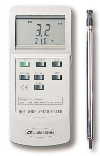 Lutron Anemometer AM 4204HA