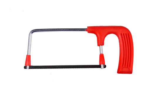 Junior Hacksaw Frame With Plastic Handle