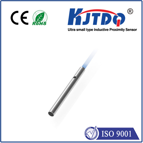 M3 ultra small short inductive proximity sensor shielded long sensing