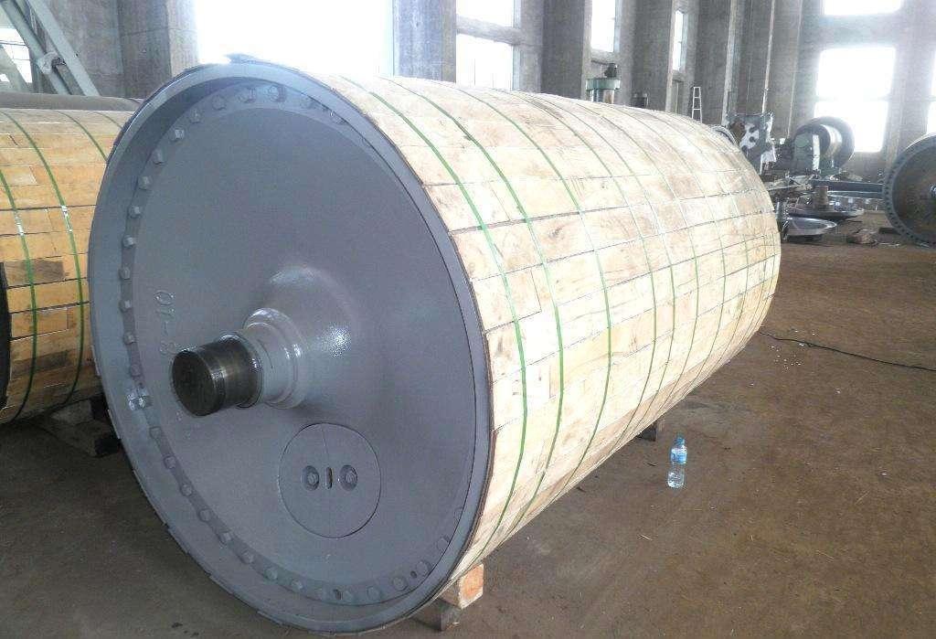 Cylinder Mould Cylinder Mould Paper Making Machines Parts